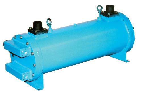 Масляно-водяные теплообменники для охлаждения масла в гидросистемах теплообменник паяный ридан
